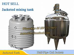 China Chemical Reactor 500l Stainless Steel Chemical