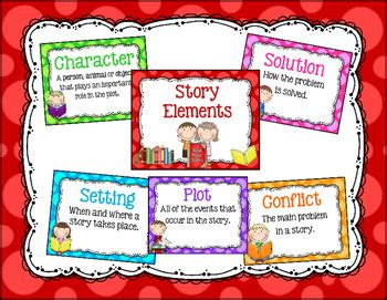 Story Elements by Coffman's Creative Classroom | TpT