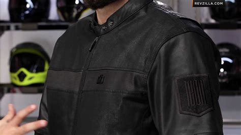 Icon 1000 Outsider Jacket Review At Revzilla.com