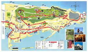 Detailed tourist map of Gibraltar. Gibraltar detailed tourist map ... Gibraltar
