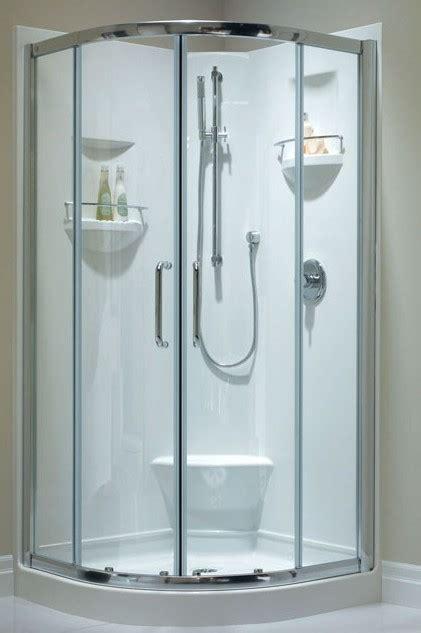 sacha neptune neo  corner shower