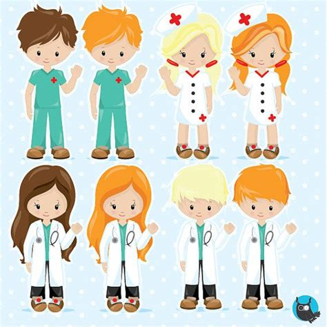 clipart medico buy20get10 doctor clipart commercial use hospital