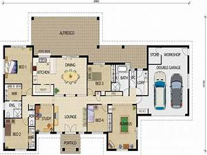 Best Open Floor House Plans Open Plan House Designs, best