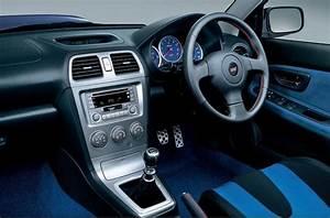 Subaru Impreza 2nd Gen 2001