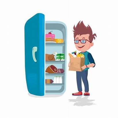 Geladeira Refrigerator Boy Premium Holding Bags Koelkast