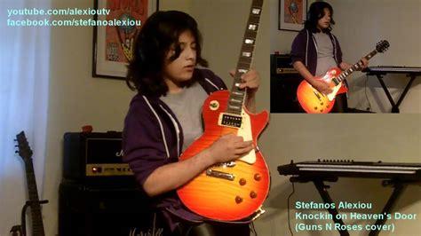 Knockin On Heavens Door (dual Guitar Cover