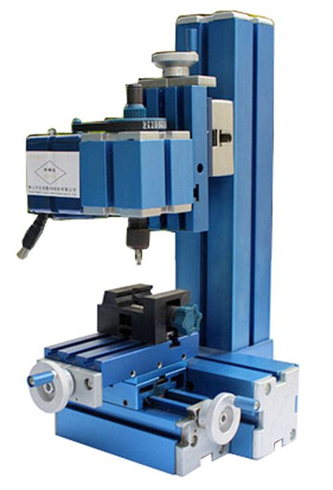 metal mini milling machine micro diy woodworking power