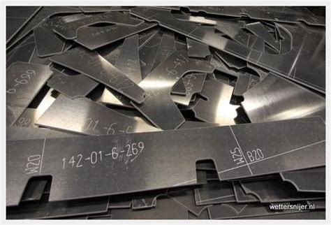 Snijpakket Aluminium Boot by Aluminium Bouwpakket