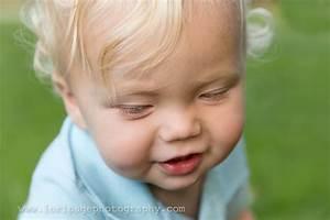 Blue-eyed Baby Boy~one year old {Ann Arbor Baby & Child