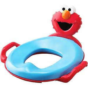 elmo potty seat toilet trainer walmart com