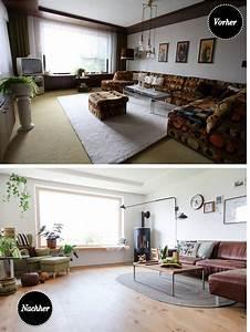 Wohnzimmer Vorher Nachher : vorher nachher mein lieblingsraum unser wohnzimmer ~ Watch28wear.com Haus und Dekorationen