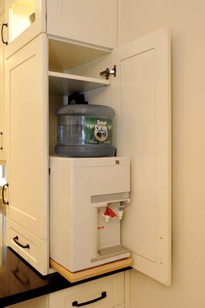 cabinet ideas for kitchen esconder bebedouro galao garrafao agua armario movel
