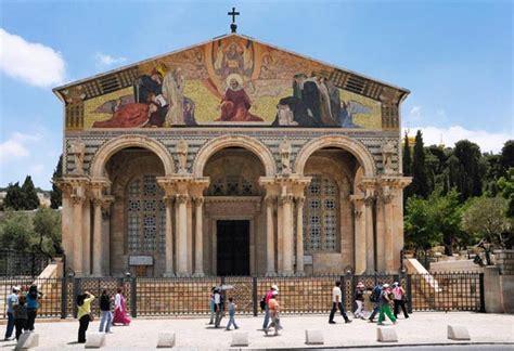 Garten Der Nationen by Kirche Der Nationen Todesangstbasilika Israel Magazin