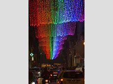 Rome's 'Gay' Christmas Lights Spark Anger HuffPost