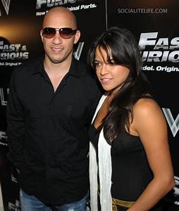Vin Diesel Dating Michelle | Autos Weblog