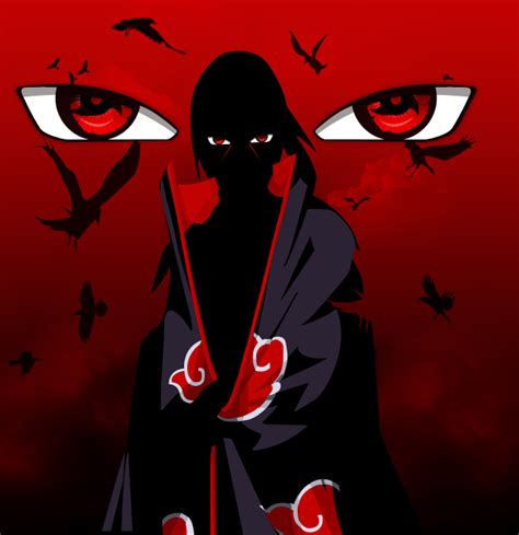 Itachi uchiha sharingan hd with a maximum resolution of 1920x1200 and related itachi or uchiha or wallpaper or sharingan wallpapers. Itachi Uchiha Image   Anime Images