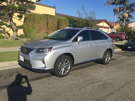 Ca 2015 Rx 350 For Sale