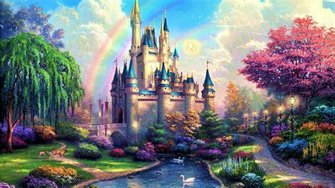 fairy tale background wallpapersafari