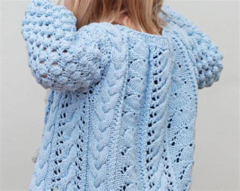 Women's wool acrylic poncho shrug cape hand knit poncho in ...