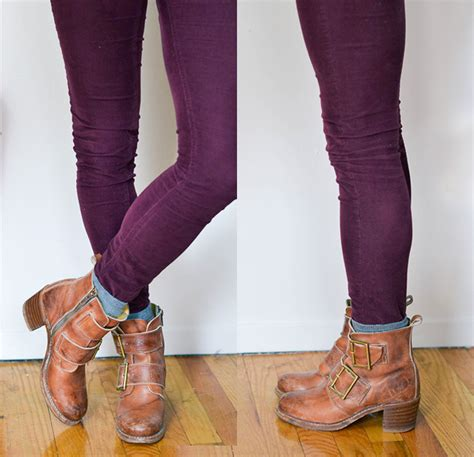 Socks To Wear With Boat Shoes And Jeans by 3 Ways To Wear Socks With Booties Advice From A Twenty