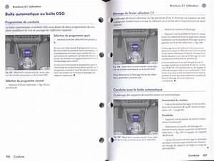 Entretien Boite Dsg 7 : dsg mode d 39 emploi vw touranpassion ~ Gottalentnigeria.com Avis de Voitures