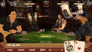 Poker Night 2 Gets Screenshots Has Rewards For