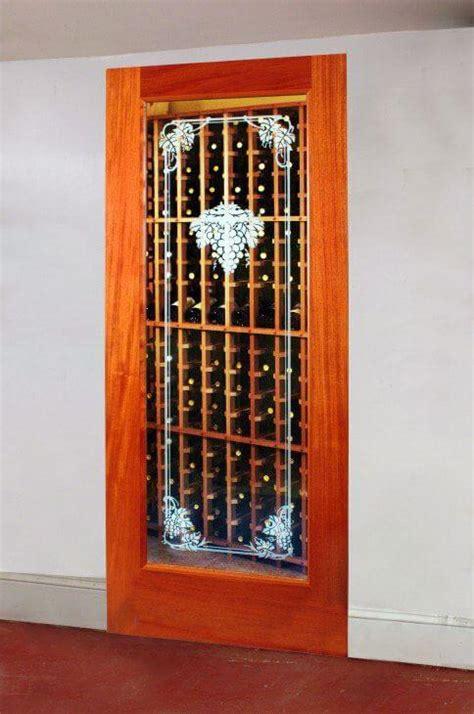 wine cellar door anatomy wine door components door terms