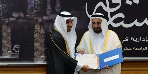 Sharjah Prize For Doctoral Theses In Management Science In