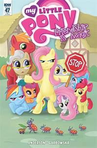 My Little Pony  Friendship Is Magic  47  U2013 Idw Publishing