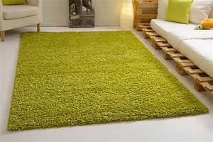 Hochflor Teppich Grün : shaggy langflor hochflor teppich funny soft touch 6 farben 10 gr en ebay ~ Markanthonyermac.com Haus und Dekorationen