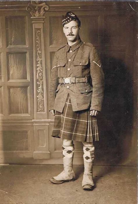 macman wwi gordon highlander kilts and kilt pin