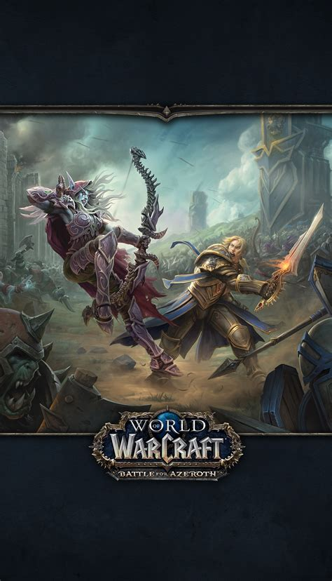 World of warcraft returns to its roots. Battle for Azeroth - Media - WoW