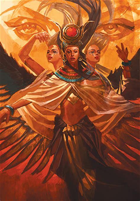 blue angel publishing isis oracle pocket edition