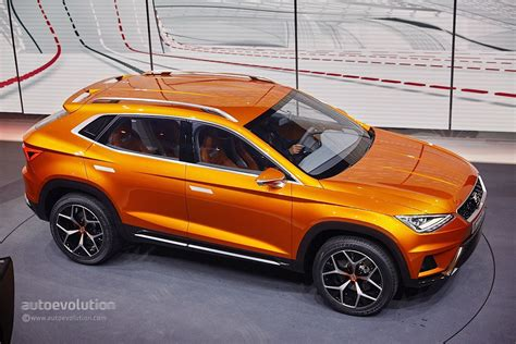 Seat Prostyle Suv Will Be The First Of 4 New Models Coming