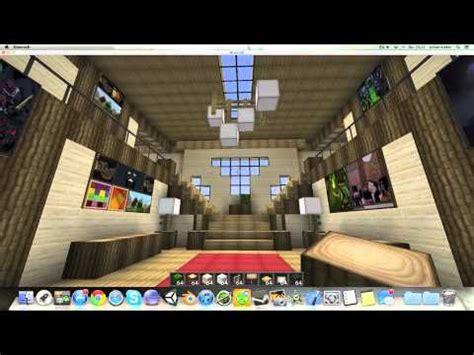Minecraft  Moderne Villa Bauen Teil 3 Youtube