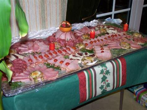 canapé buffet froid idées buffet anniversaire pas cher
