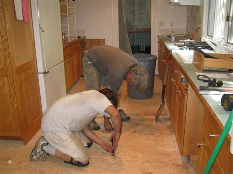 Preparing for Hardwood Flooring   A Concord Carpenter