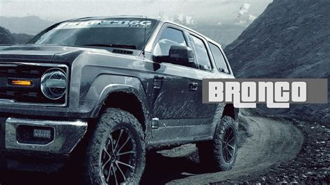 fords bronco    brand fresh updates autopromag