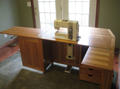daves sewing cabinet  wood whisperer