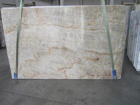 Exotic White Granite Quartzite Slabs from Italy