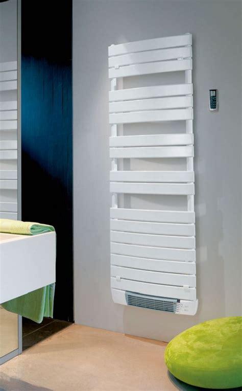 radiateur seche serviette vento electrique avec soufflerie