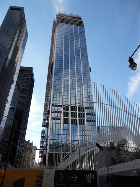 Photos Capture Three World Trade Center's Progression ...