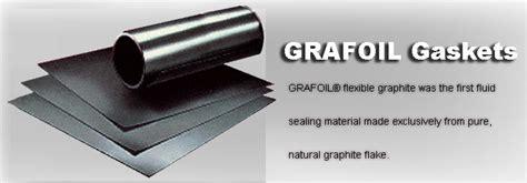 grafoil gaskets flexible graphite gaskets
