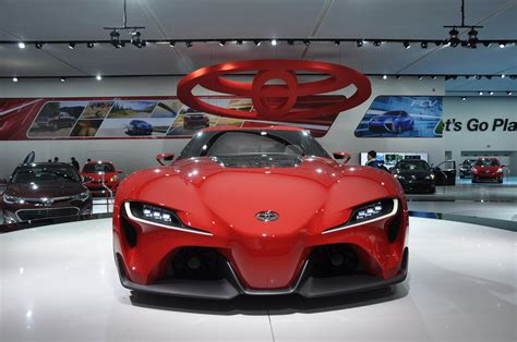 2018 Toyota Ft 1 Concept Picture 538461 Car Review
