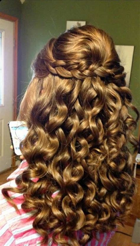 20 party hairstyles for curly hair hairstyles and haircuts lovely hairstyles com