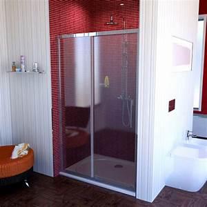 Schiebetür Bad Abschließbar : duscht r nische 110x200 cm schiebet r von ihr bad info ~ Michelbontemps.com Haus und Dekorationen