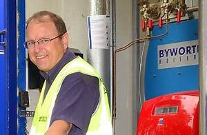Byworth Boiler Hire Appoints Sales Director - Byworth Boilers