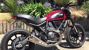 Ducati Scrambler 800 : zard sur scrambler ducati 800 icon youtube ~ Medecine-chirurgie-esthetiques.com Avis de Voitures