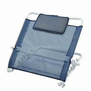 adjustable backrest reclining support bed wedge with With bed recliner pillow