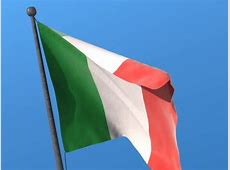 The Irish Flag Blowing In The Wind Stock Footage Video